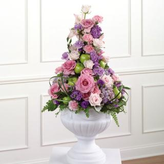 Pedestal Arrangement 2