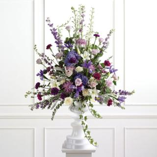 Pedestal Arrangement 3