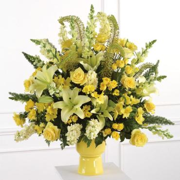 Pedestal Arrangement 4
